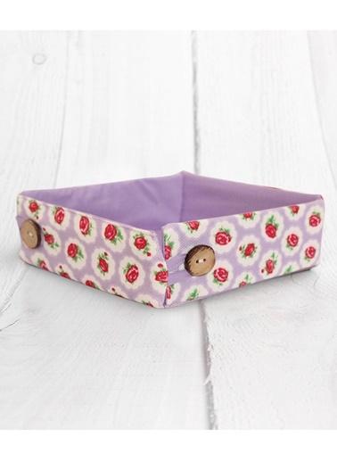 Friends Purple Ekmek Sepeti-Pink&More